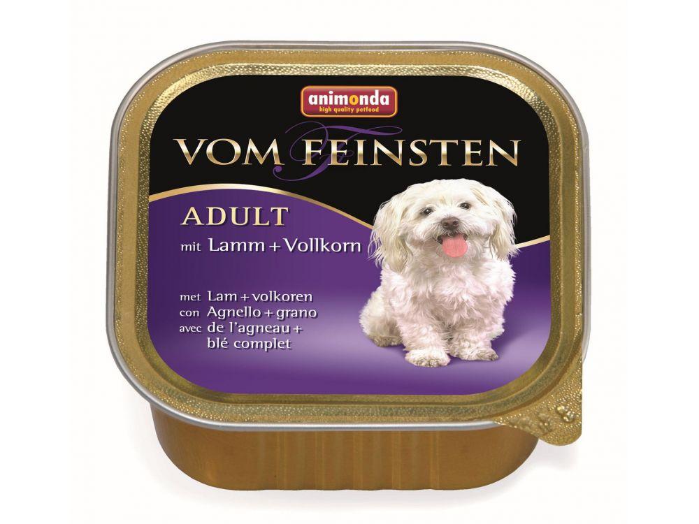 Animonda Dog vom Feinsten Adult mit Lamm und Vo...