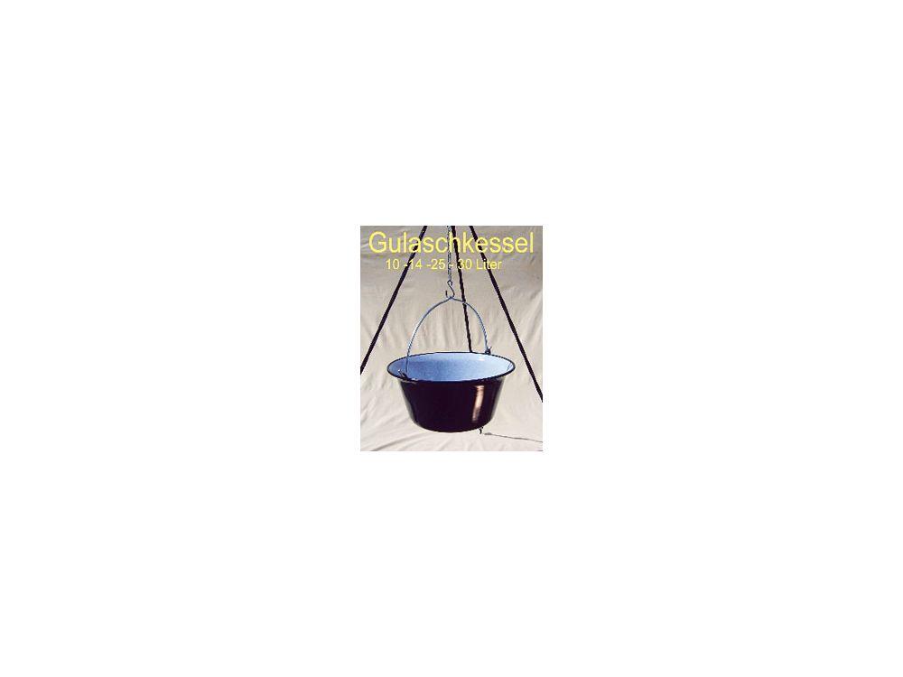 Gulaschkessel - 14 Liter