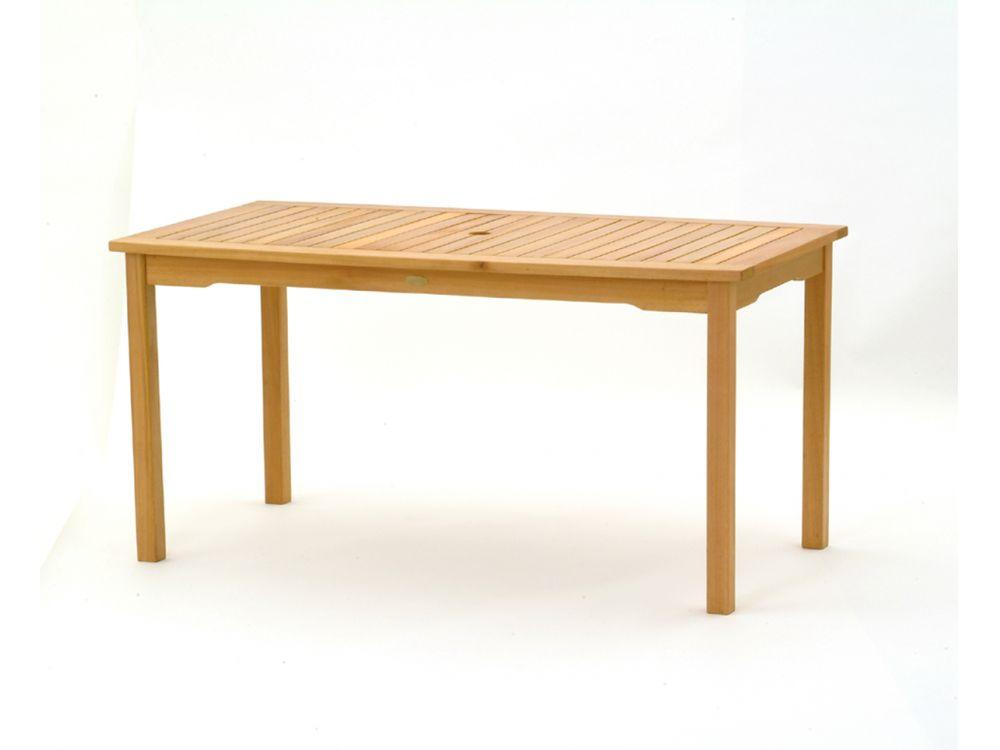 landmann tisch kingston fsc 150cm kaufen. Black Bedroom Furniture Sets. Home Design Ideas