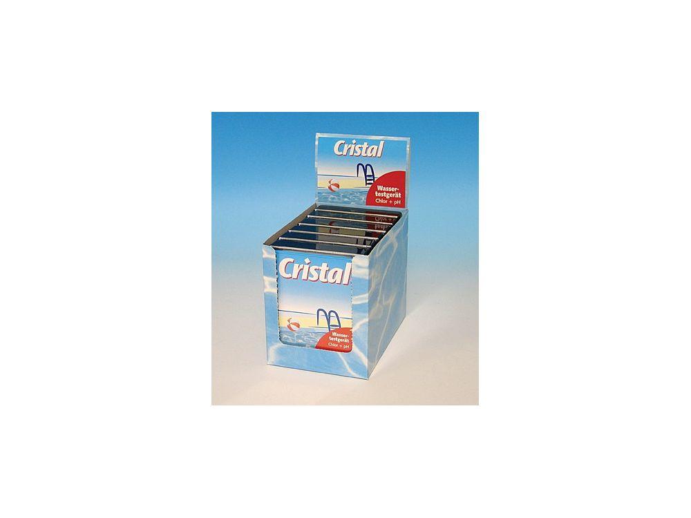 Cristal Wassertestgerät Chlor/Ph 1 Stück