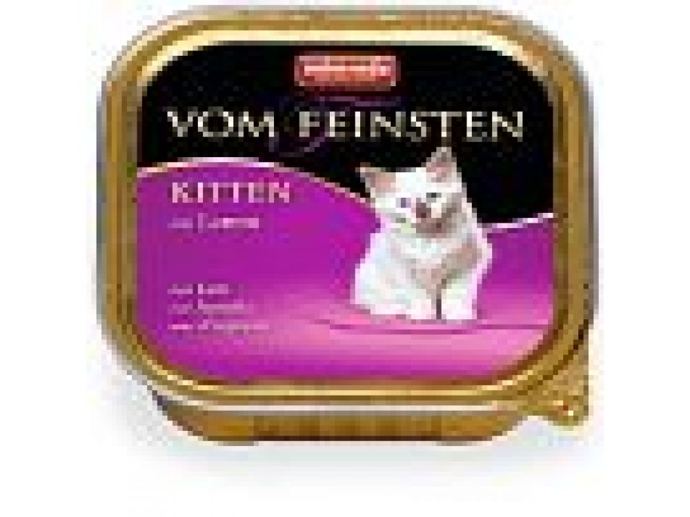 Animonda Cat vom Feinsten Kitten mit Lamm 100 g...