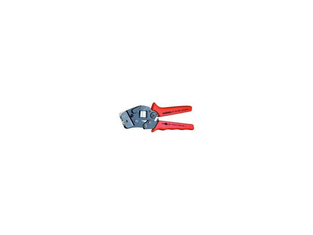 Knipex Crimpzange Aderendhülsen 0,08-10mm²+16mm² - broschei
