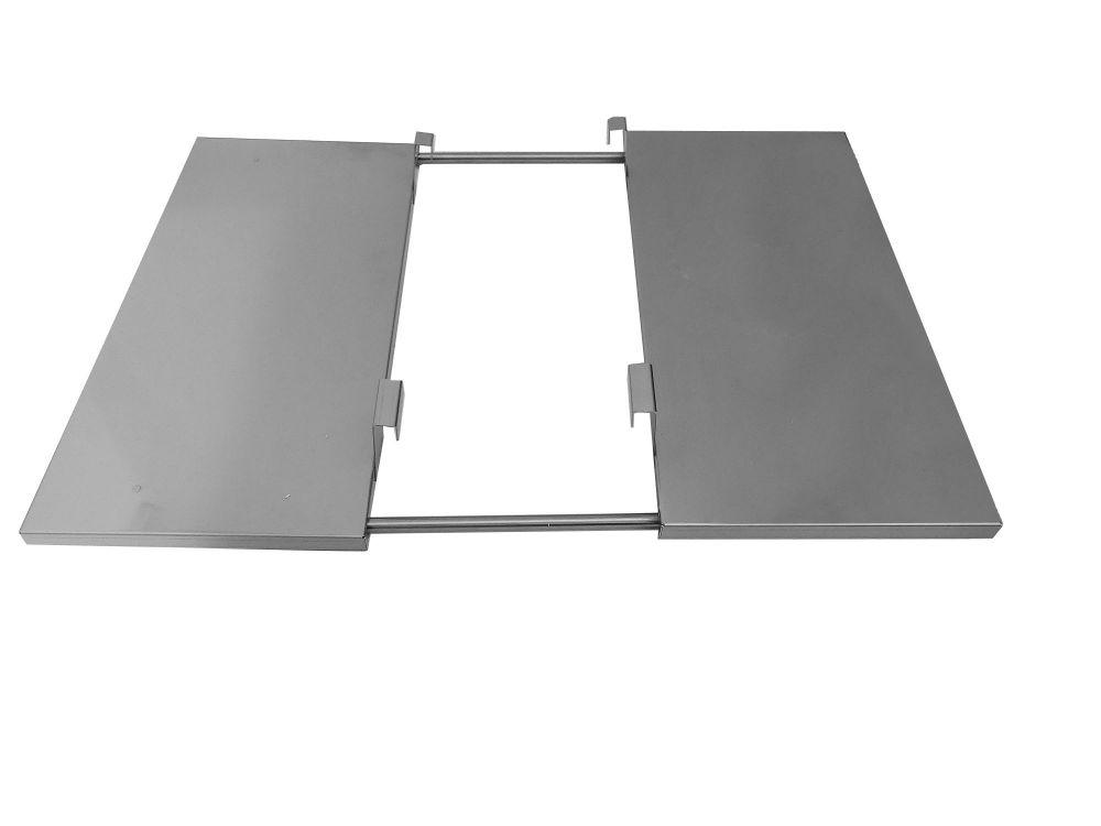 th ros toronto edelstahl grill ablage kaufen. Black Bedroom Furniture Sets. Home Design Ideas