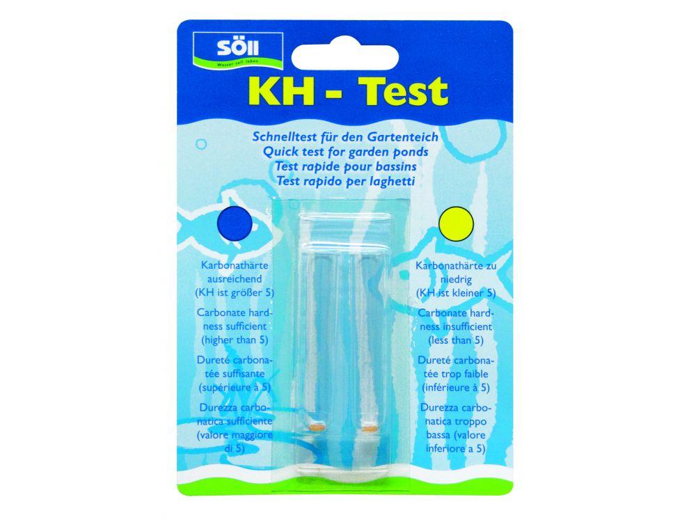 KH-Schnelltest 2 Teströhrchen für 2 Messungen