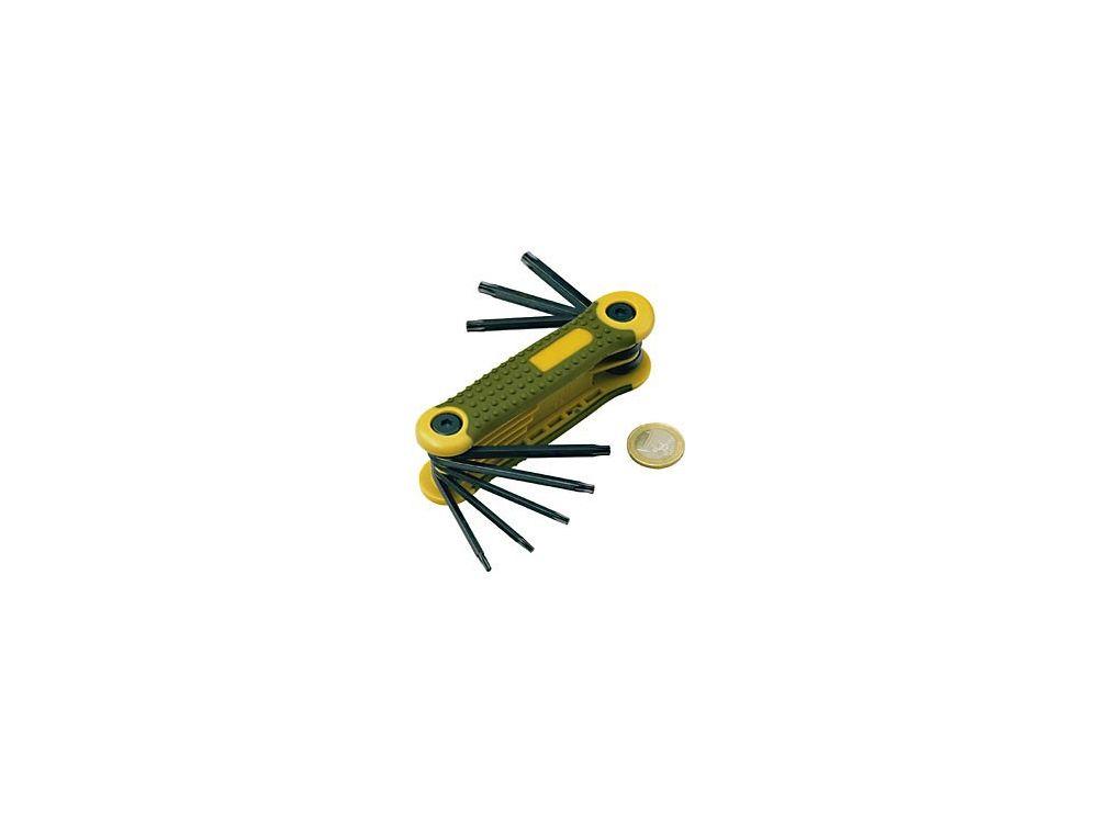 Proxxon Tx Pocketschlüsselsatz