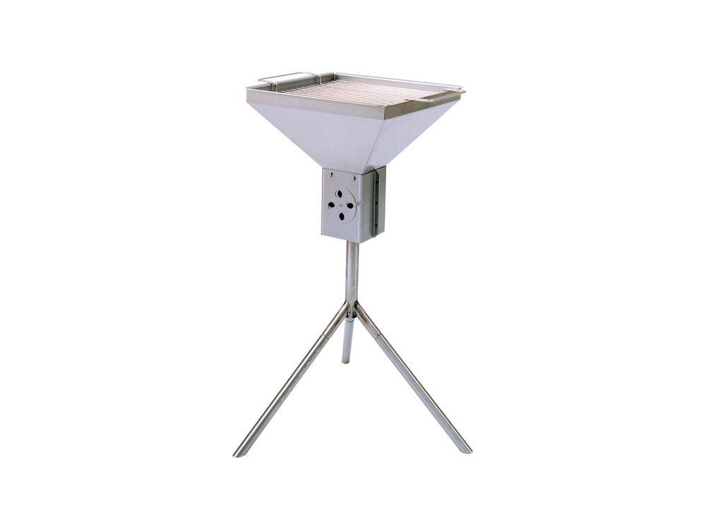 kleiner edelstahl grill kleinster mobiler gasgrill. Black Bedroom Furniture Sets. Home Design Ideas