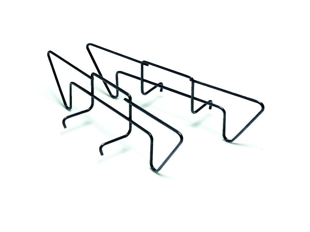 Holzkohlehalter Standard 2er Set