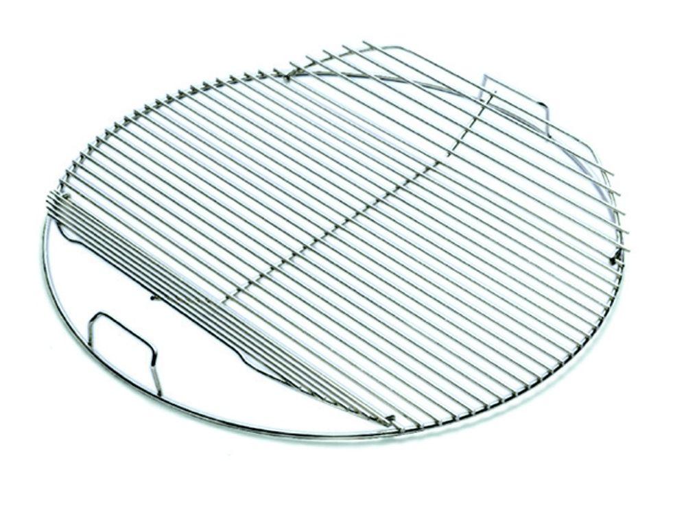 weber bbq 57 cm grillrost edelstahl klappbar kaufen. Black Bedroom Furniture Sets. Home Design Ideas
