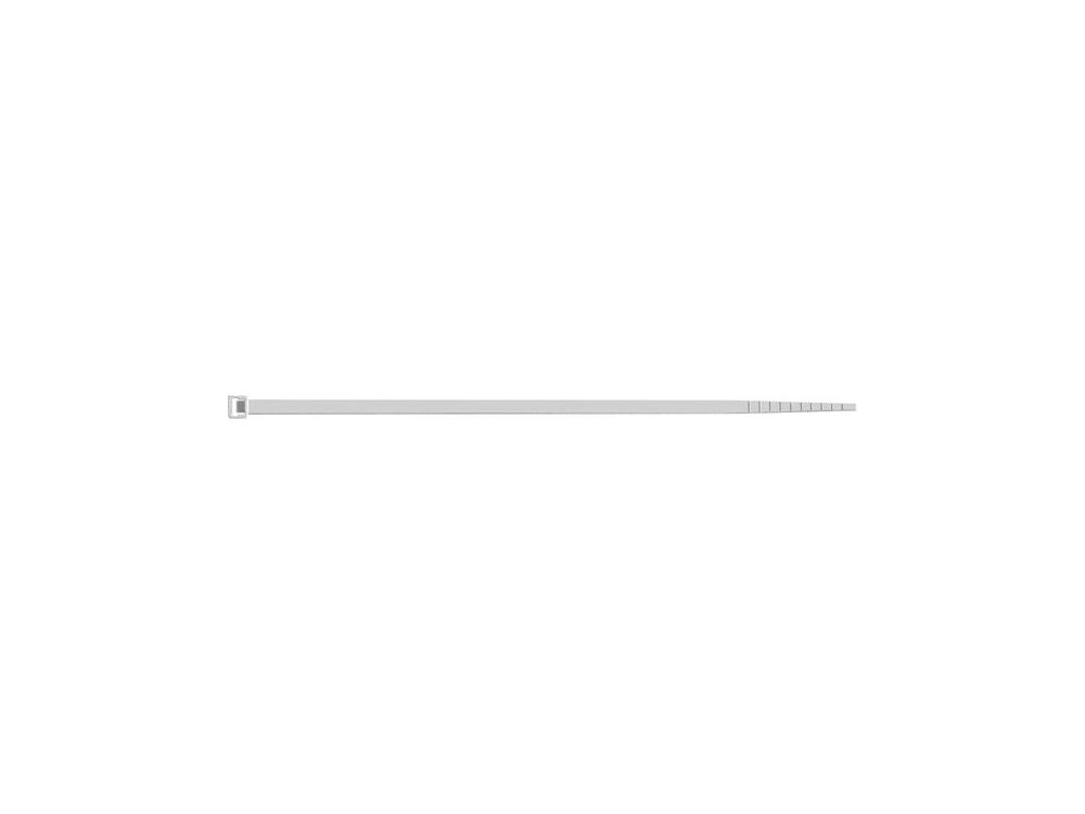 Kabelbinder Polyam. natur 2,5x100mm a 100 Stück Sapi