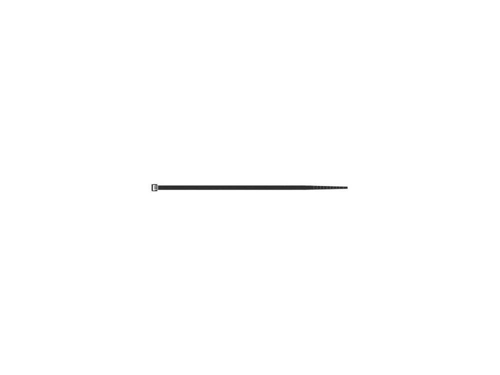 Kabelbinder Polyam. schwarz 2,5x100mm a 100 Stück Sapi