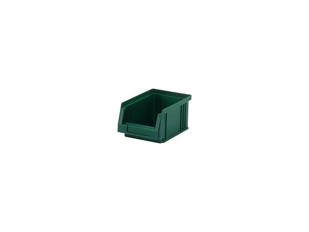 Sichtlagerkasten PLK 4 grau 1 Stück