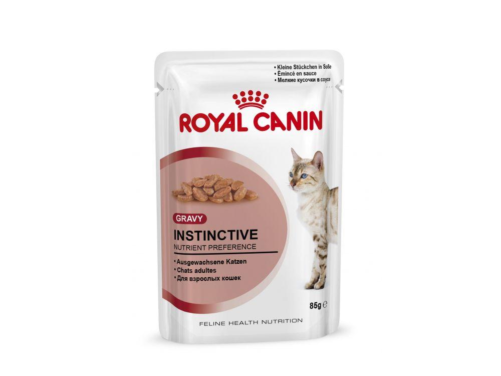 Royal Canin Nassfutter Feline P.B. Instinctive 85g