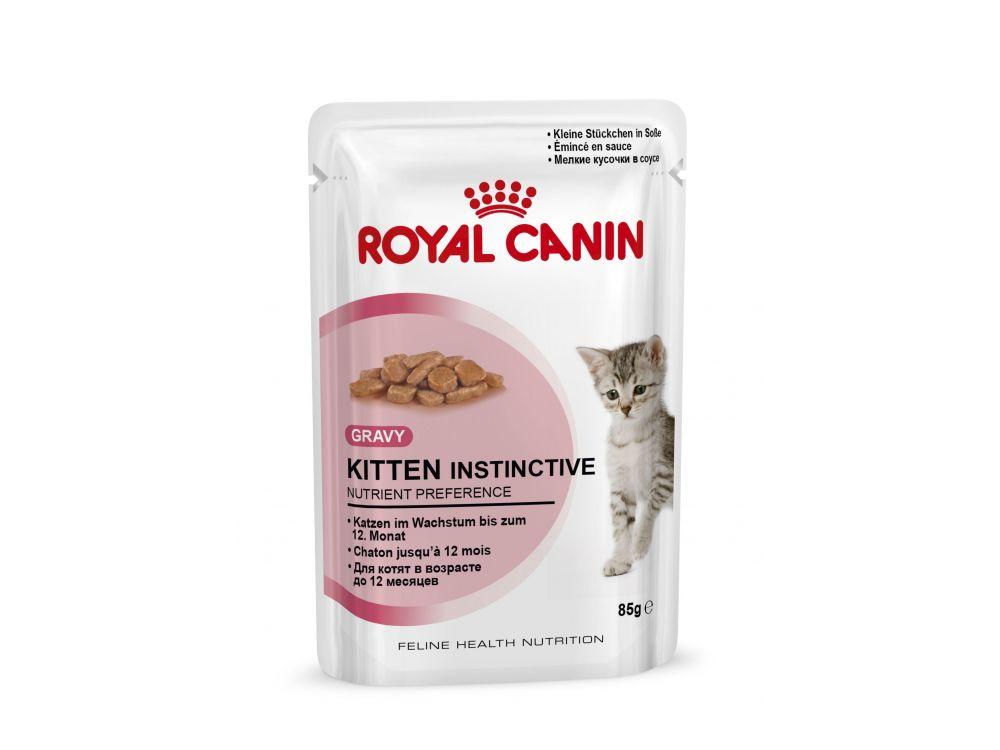 Royal Canin Nassfutter Feline P.B. Kitten Instinctive 85g