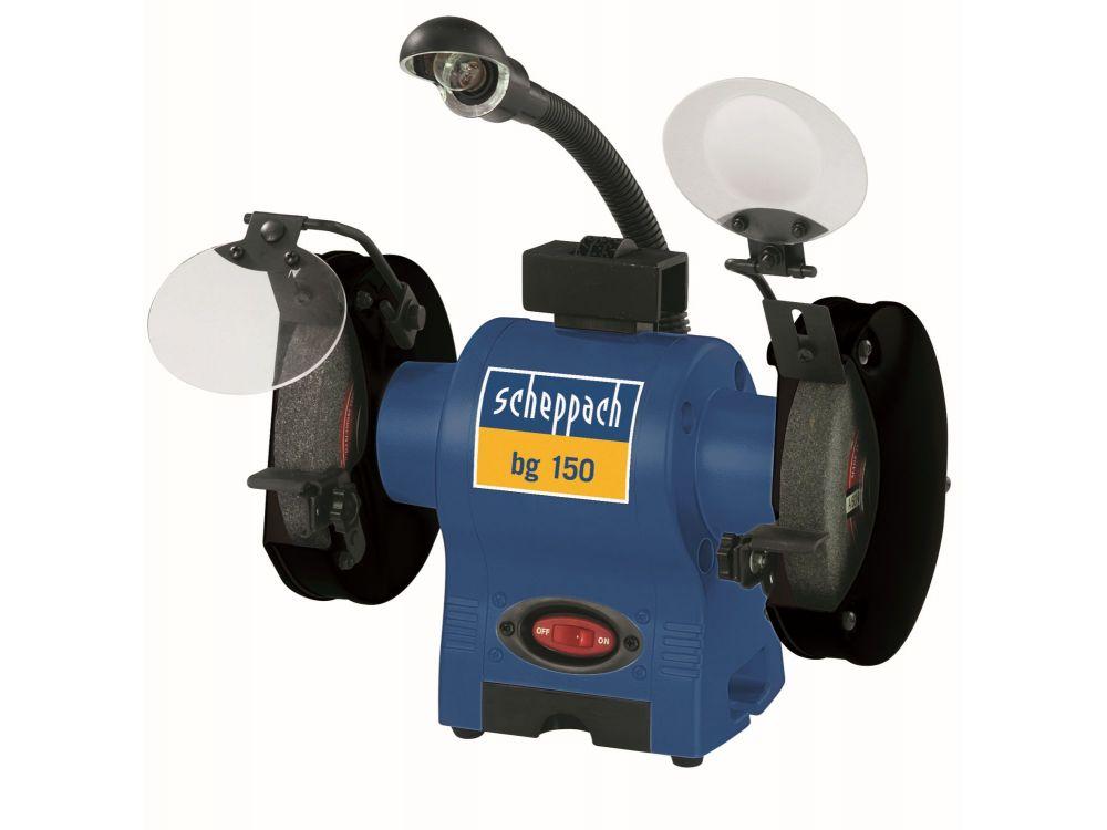 Schleifmaschine Scheppach Bg 150