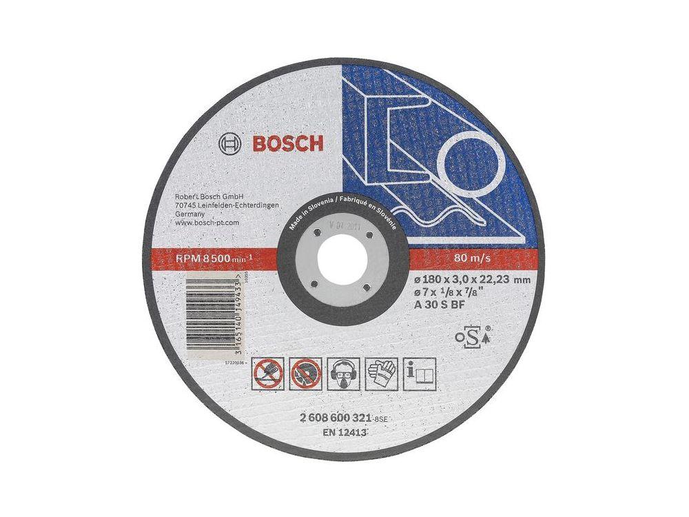 Bosch Trennscheibe 400X2,8 mm für Metall 25,4 1 Stück