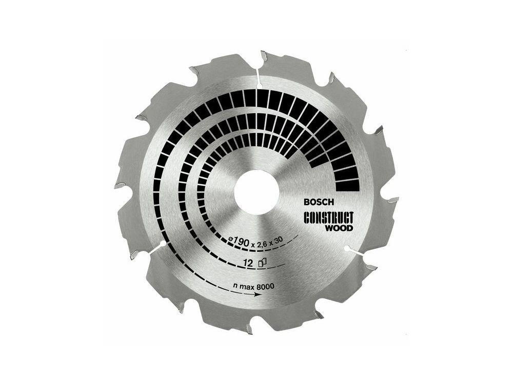 Bosch Kreissägeblatt Optiline Wood 160x20//16 36WZ SB 2,6