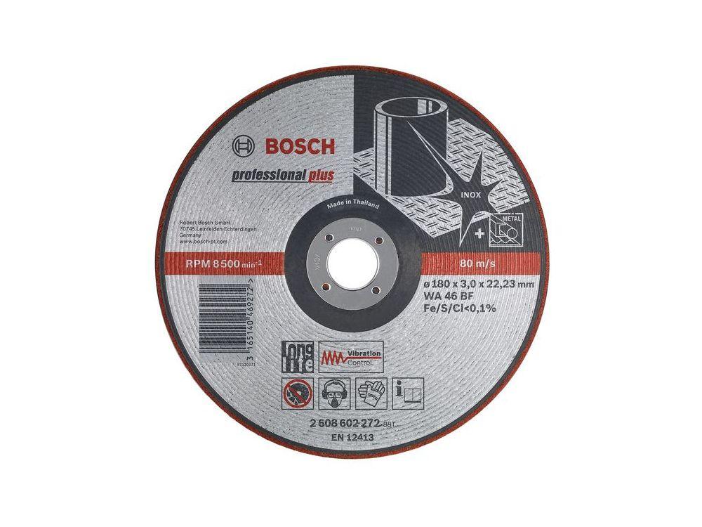Bosch Schruppscheibe 125x3 Mm Fur Metall Semifl Kaufen