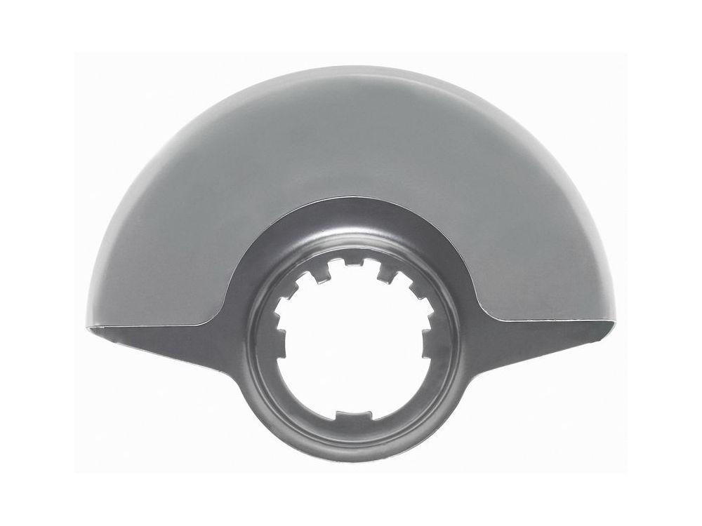 Bosch Schutzhaube 125mm mit Deckblech (PW