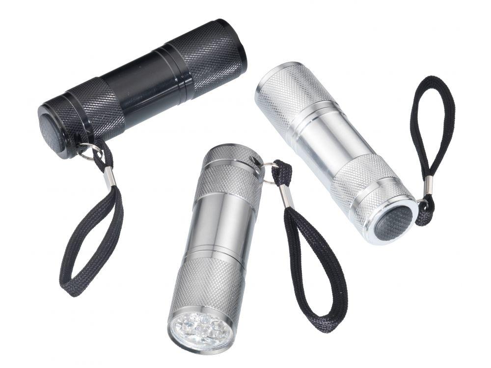 Connex Taschenlampenset LED 3tlg