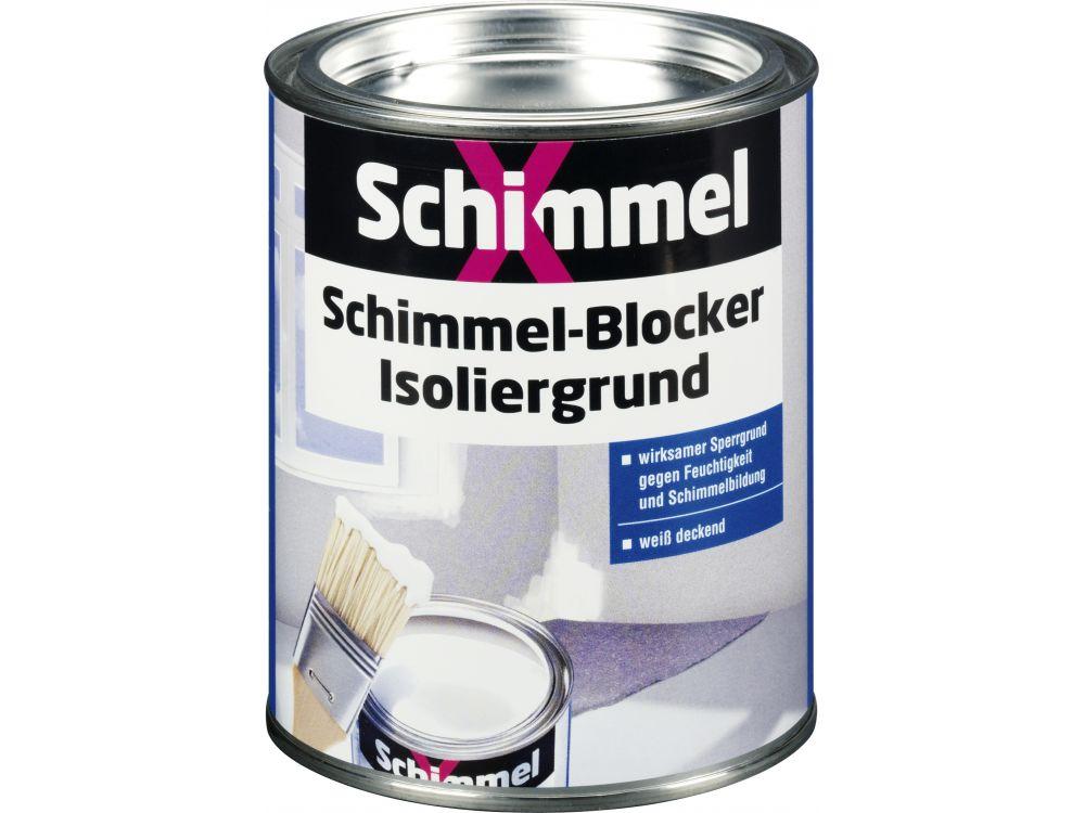 Baufan Schimmel X Schimmel Blocker Isoliergrund...