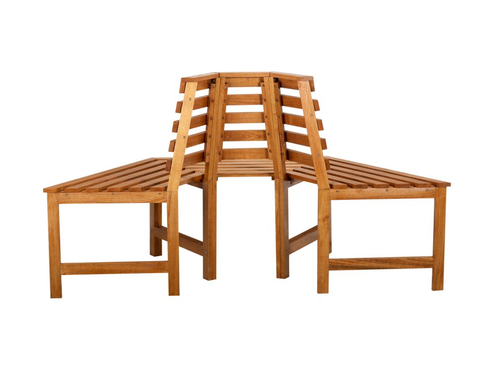 alltrade topo baumbank halbrund 3 teilig kaufen. Black Bedroom Furniture Sets. Home Design Ideas