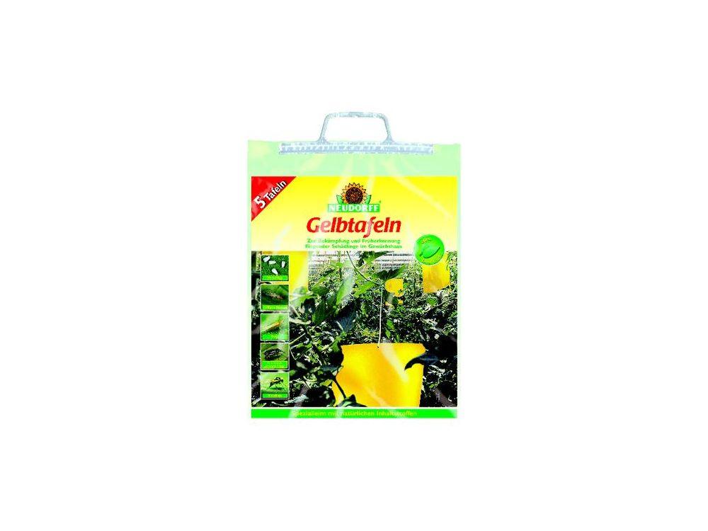 neudorff gelbtafeln gro formatig 5st kaufen