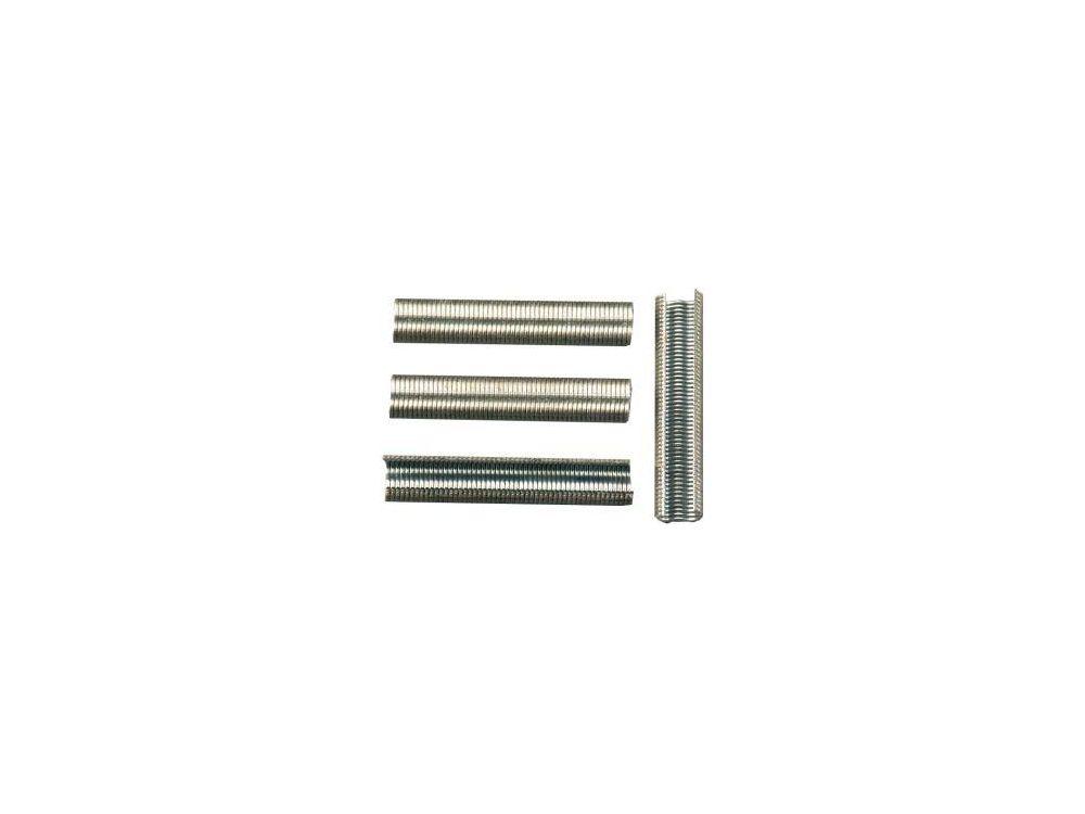 Drahtklammern 22mm verzinkt/grün 200 Stück/SB/Typ 61-91271