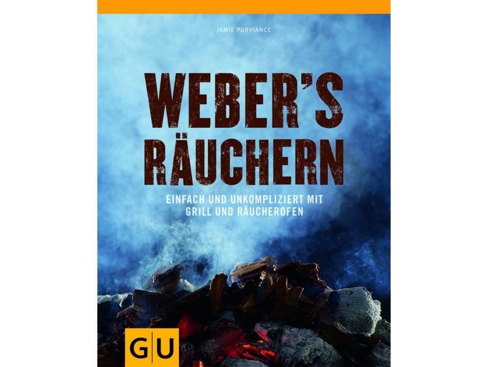 Weber-Stephen Webers Räuchern - broschei