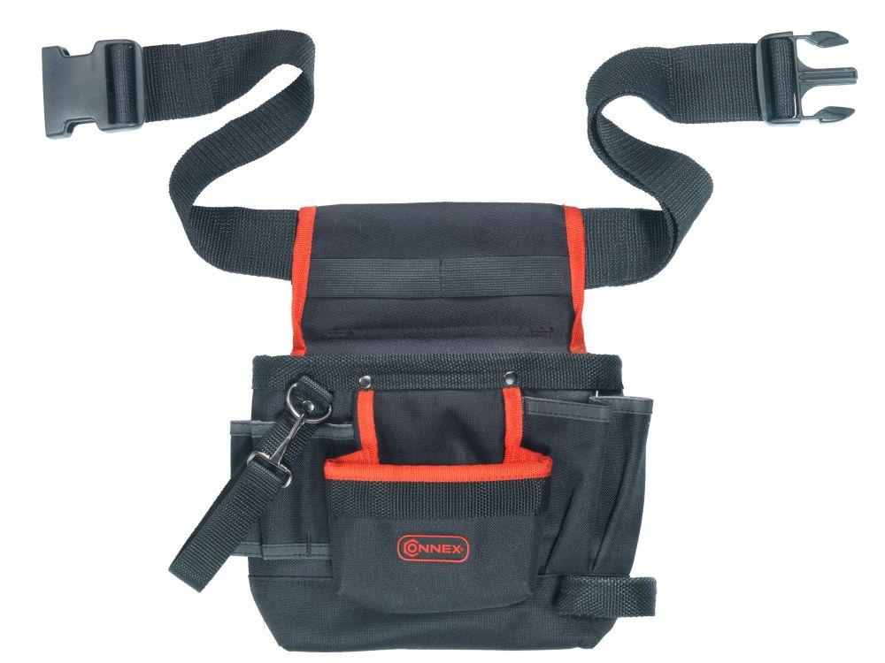 Werkzeugtasche mit Gürtel 8 Fächer