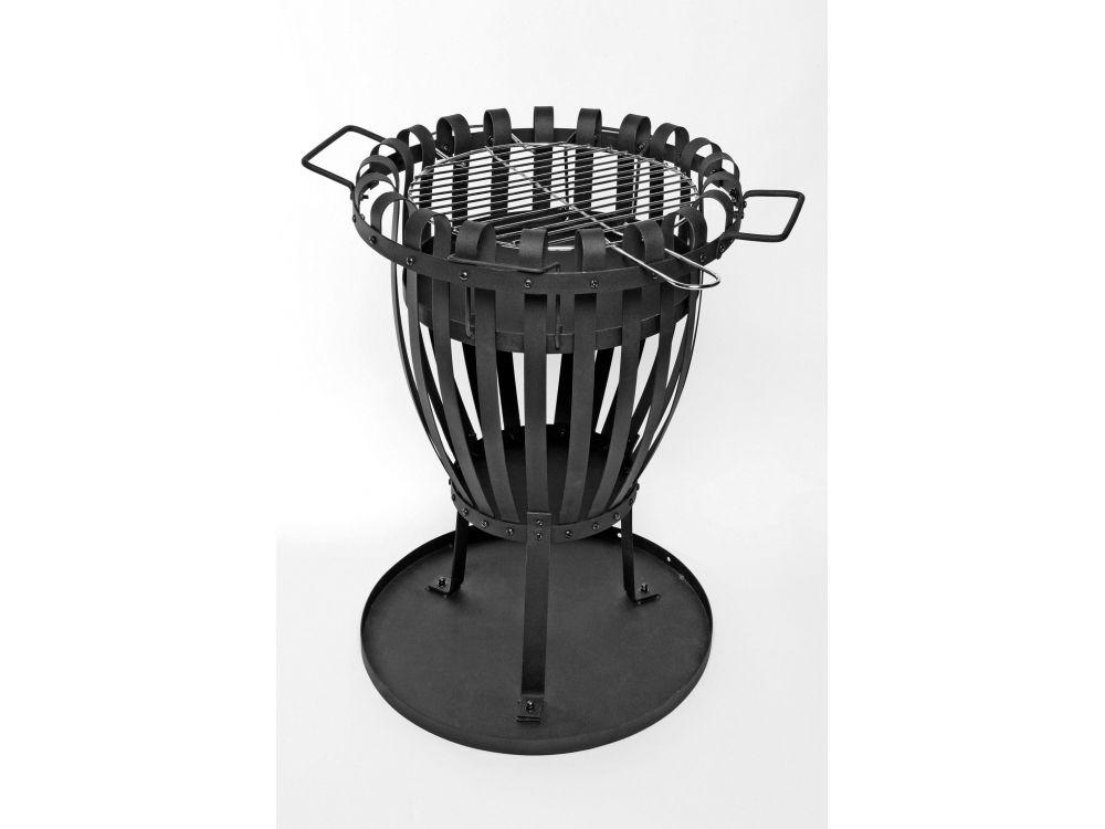 landmann feuerkorb mit grilleinsatz kaufen. Black Bedroom Furniture Sets. Home Design Ideas