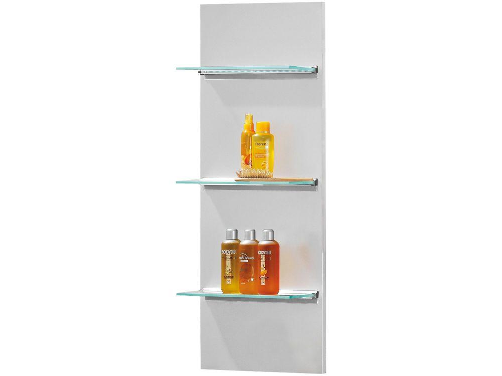fackelmann kara bianco seitenpaneel 107x40x21 kaufen. Black Bedroom Furniture Sets. Home Design Ideas