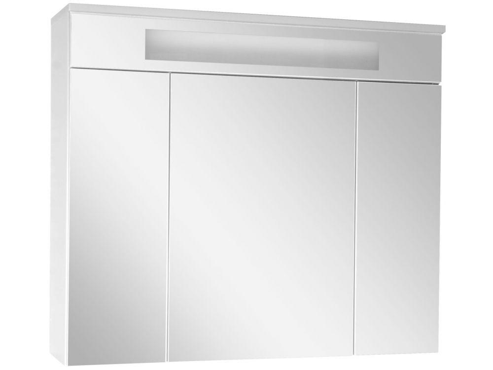 FACKELMANN KARA Bianco Spiegelschrank 70x80x22 3T kaufen