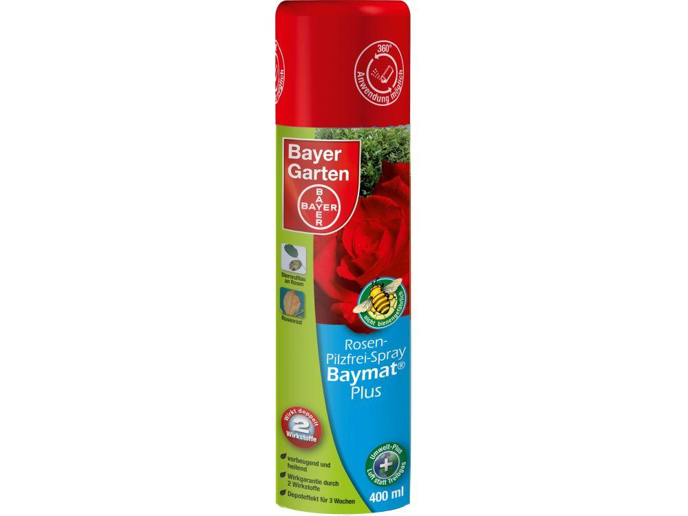 Bayer Rosenpilzfrei Spray Baymat Plus 400ml