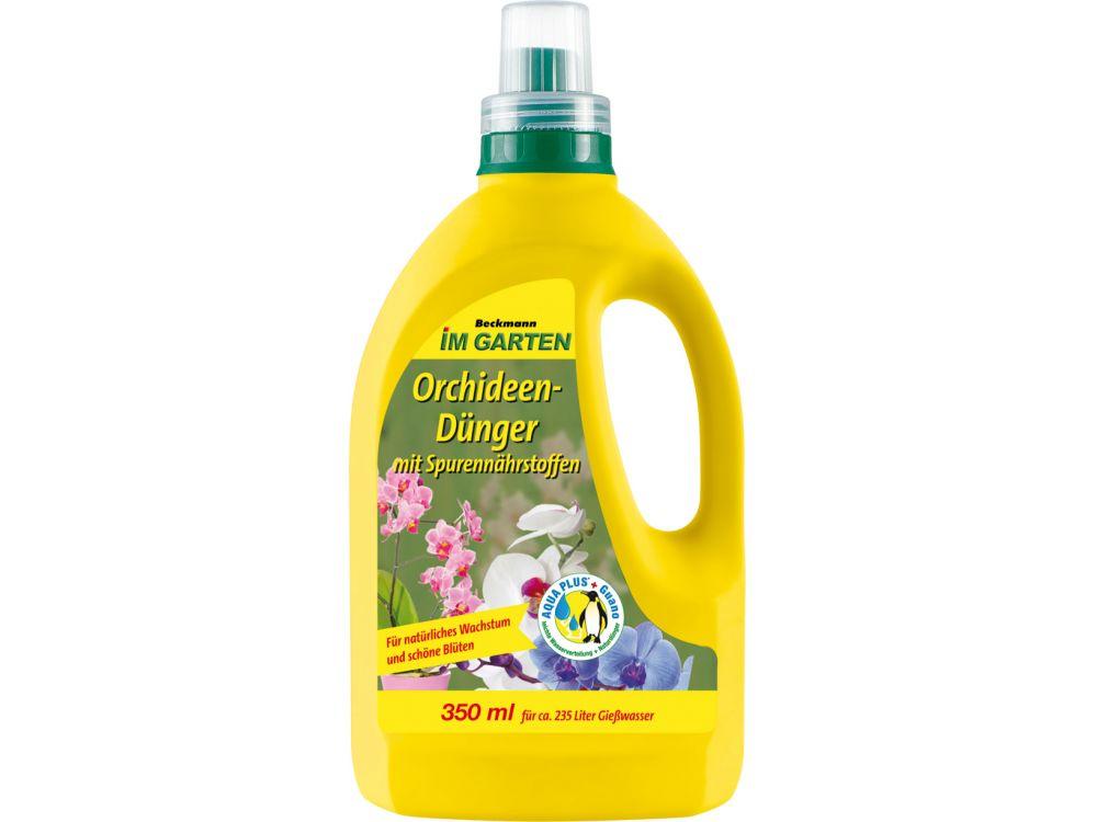 BIG Orchideendünger Beckmann & Brehm 0,35l