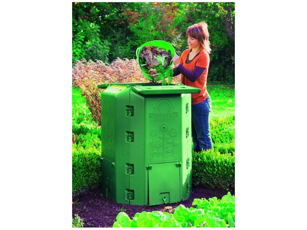 Neudorff Thermo Komposter Duo Therm Kaufen