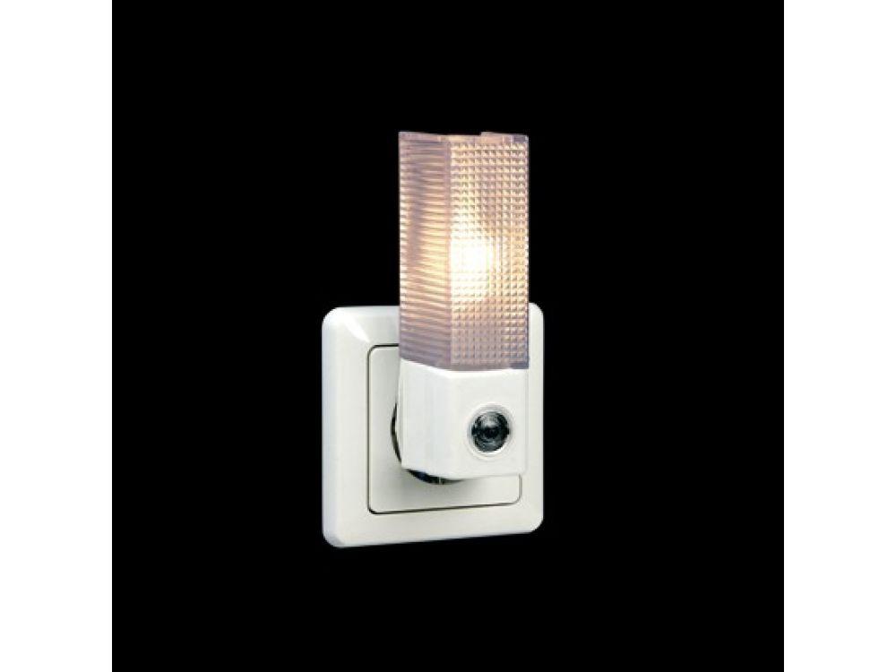 LED-Nachtlicht mit Dämmerungsautomatik