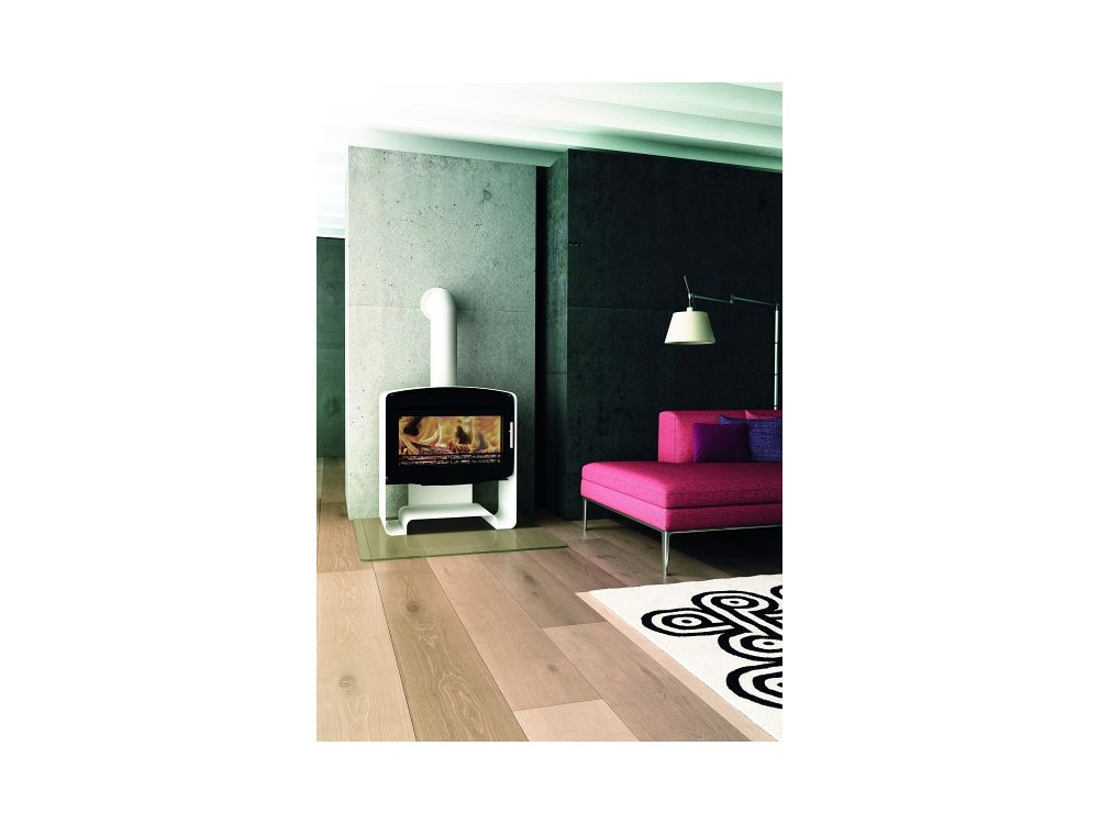 caminos kaminofen scribby lack weiss kaufen. Black Bedroom Furniture Sets. Home Design Ideas