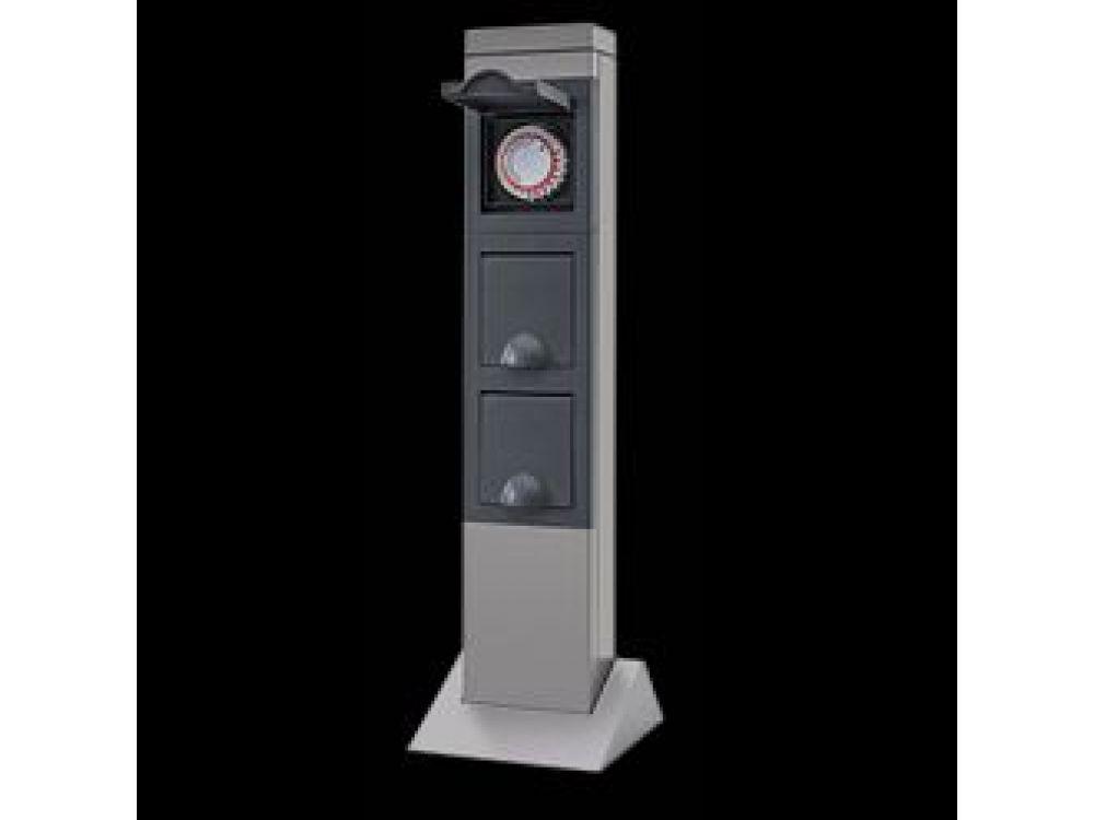 rev ritter steckdose 2 fach mit timer steelcraft kaufen. Black Bedroom Furniture Sets. Home Design Ideas