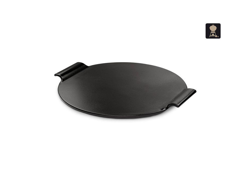 Pizzastein Für Elektrogrill Weber : Weber pizzastein französischer keramik für holzkohlegrills ab
