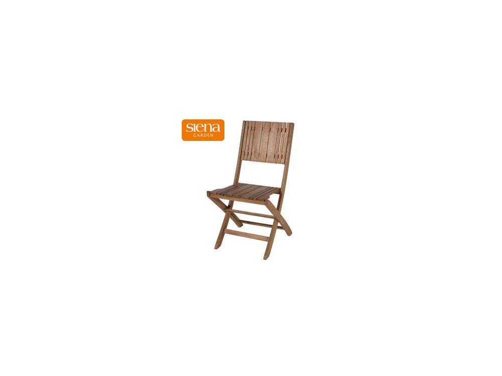 siena garden falun klapp stuhl akazie ge lt kaufen. Black Bedroom Furniture Sets. Home Design Ideas