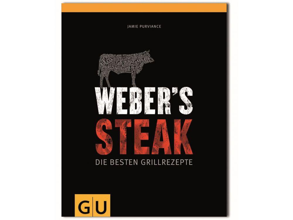 Weber s steak die besten grillrezepte deutschlands kaufen for Die besten innenarchitekten deutschlands
