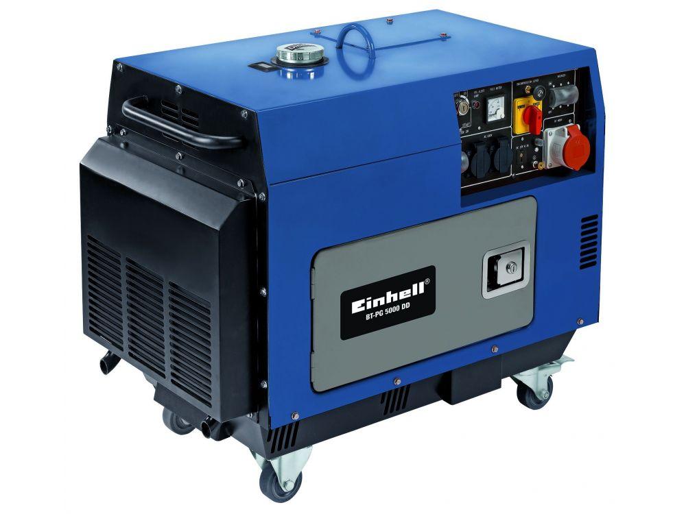 Einhell Stromerzeuger Bt Pg 5000 Dd Kaufen