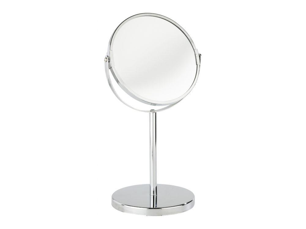 Kosmetikspiegel Assisi Chrom
