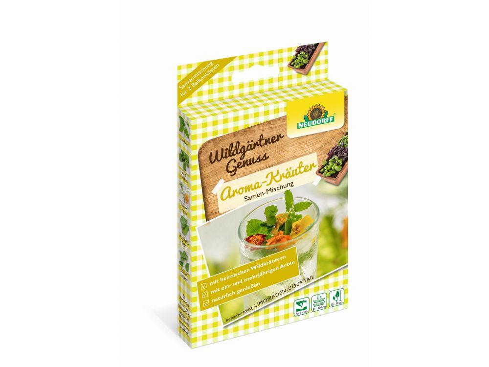 Neudorff Wildgärtner Genuss Aroma-Kräuter 4g