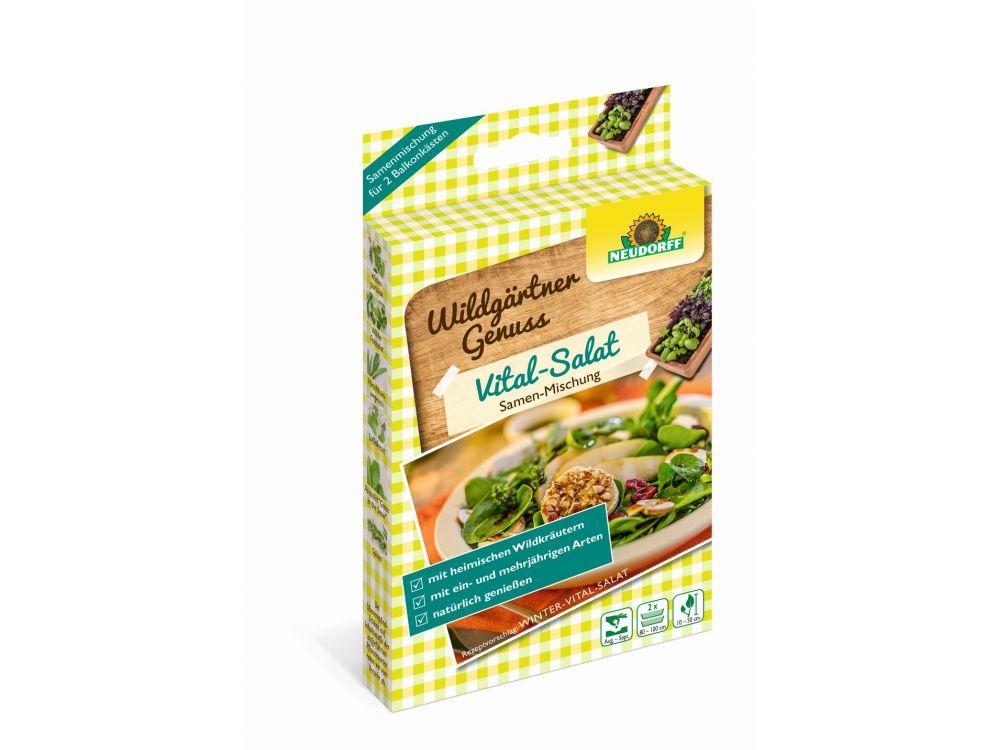 Neudorff Wildgärtner Genuss Vital-Salat 4g