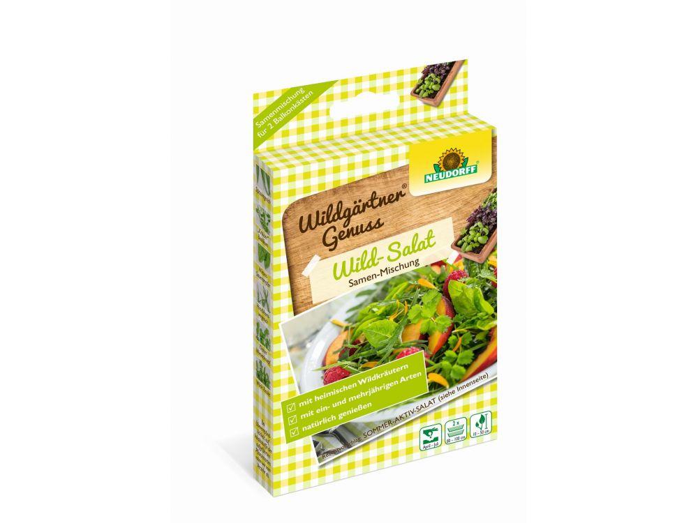 Neudorff Wildgärtner Genuss Wild-Salat 4g