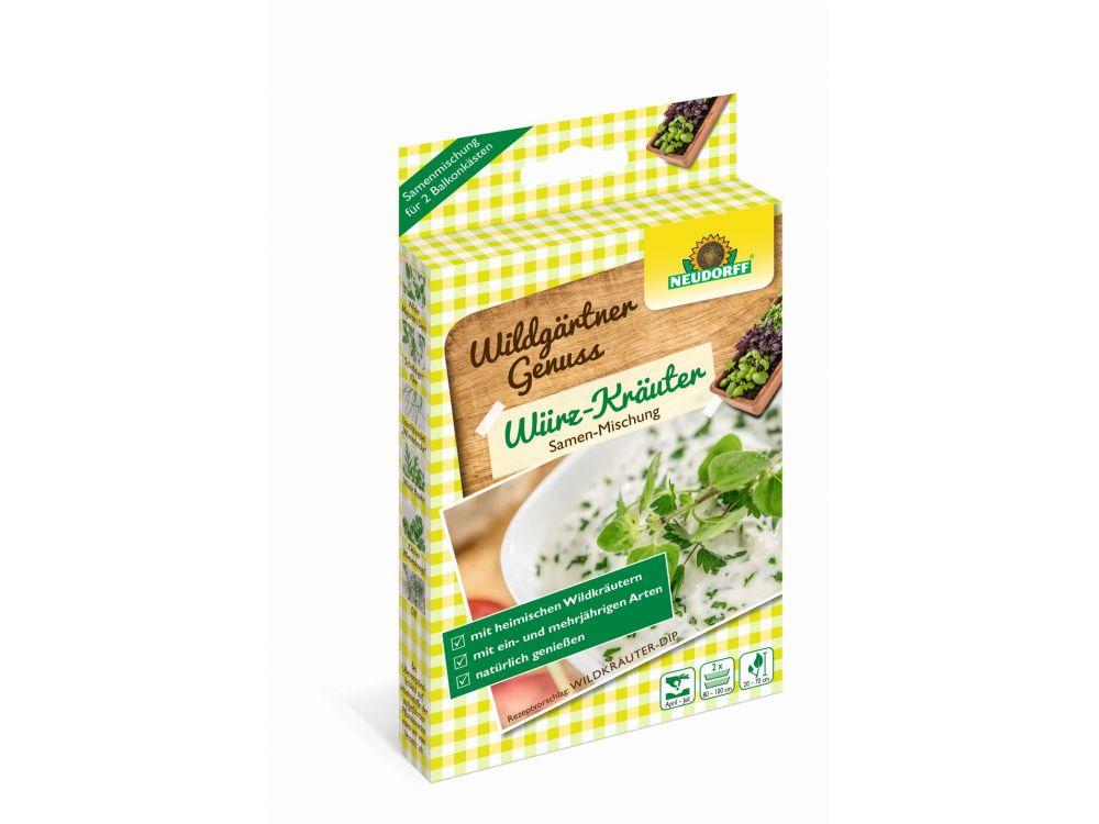 Neudorff Wildgärtner Genuss Würz-Kräuter 4g