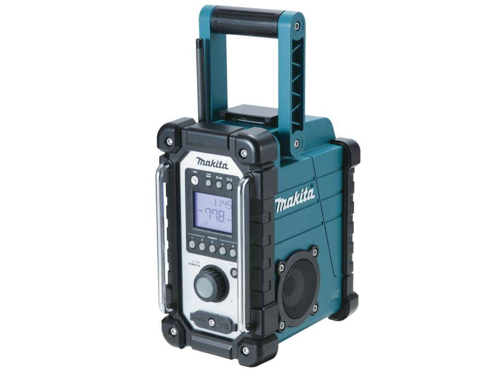 Akku-Baustellenradio 7,2V-18V DMR102