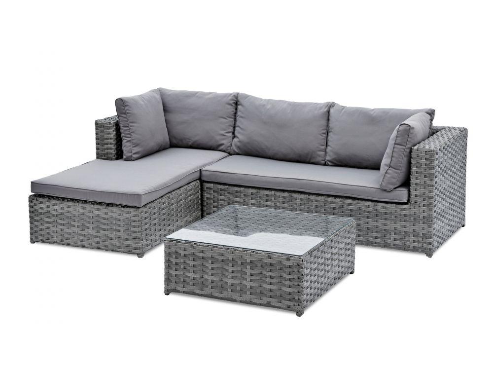 landmann lounge set kaufen. Black Bedroom Furniture Sets. Home Design Ideas