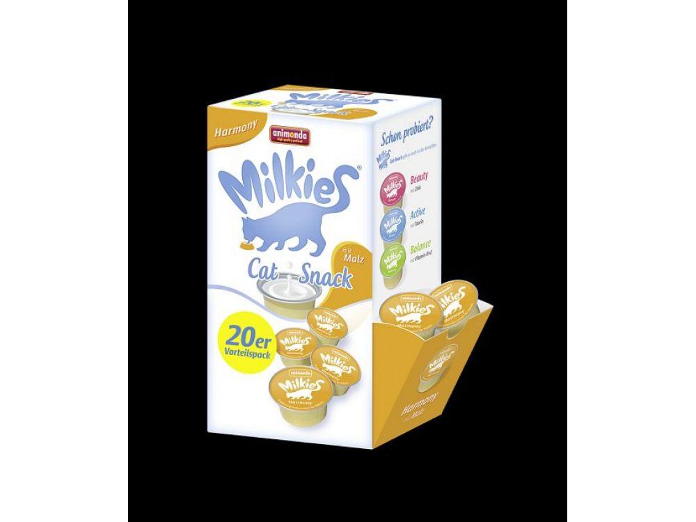 Animonda Cat Snack Milkies Harmony 20 x 15 g Cup